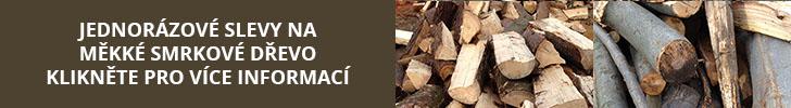 Měkké palivové dřevo - akce